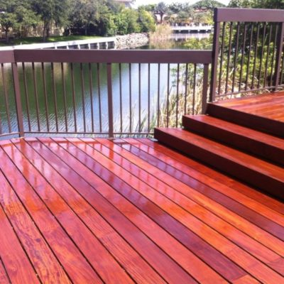 wood decks installers miami fort lauderdale fl